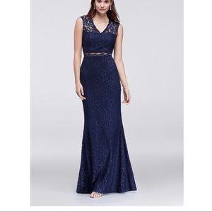 David's Bridal Braidsmaid Dress
